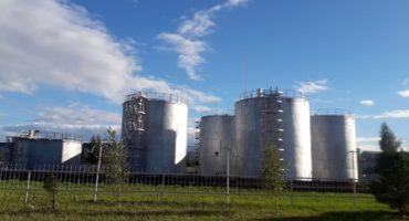 разработка стратегии - нефтебаза